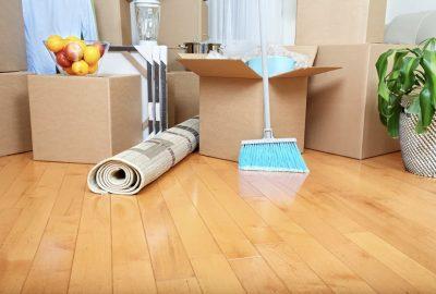 您的搬家的清潔清單
