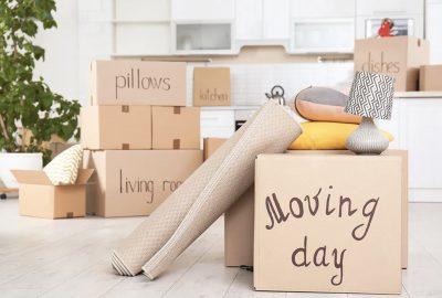 順利搬家的提示–如何順順利利的搬屋