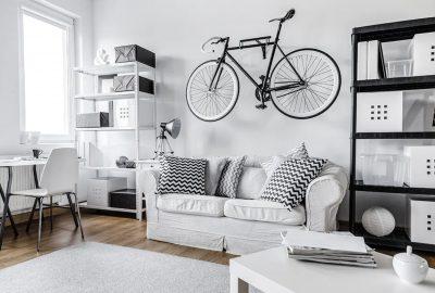 搬到小小的公寓的11種存儲解決方案